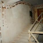 1997-remont budynku wozowni-klatka schodowa