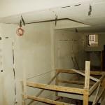 1997-remont budynku wozowni-przestrzen na polpietrze