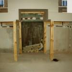 1997-remont budynku wozowni-przestrzen obecnego Laboratorium Sztuki