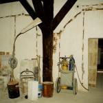 1997-remont budynku wozowni-sala na parterze