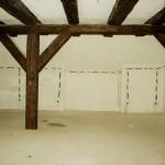 1997-remont budynku wozowni-sala na pietrze