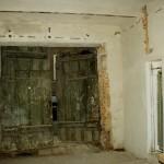 1997-remont budynku wozowni-wejscie glowne