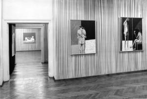 wystawa malarstwa Marka Żuławskiego 1968