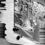 Ewa Doroszenko, Bez tytulu z serii Immaterial urban space, kolaz cyfrowy, druk na papierze archiwalnym, 70 x 50 cm, 2014