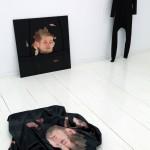 3 Damian Reniszyn, Królicza nora,Galeria Sztuki WOZOWNIA, widok wystawy